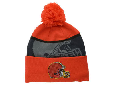 Cleveland Browns New Era NFL Gold Collection Team Color Knit