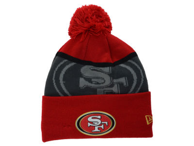 San Francisco 49ers New Era NFL Gold Collection Team Color Knit