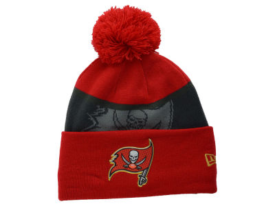 Tampa Bay Buccaneers New Era NFL Gold Collection Team Color Knit