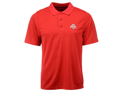 Ohio State Buckeyes NCAA Men's Poly Mesh Polo Shirt
