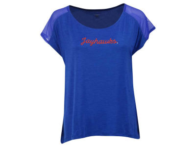 Kansas Jayhawks NCAA Women's School Spirit T-Shirt