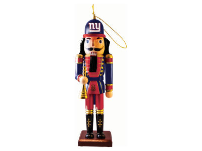 New York Giants Nutcracker Ornament 2015