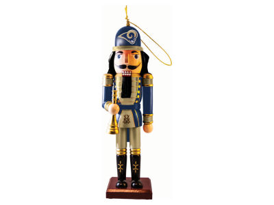 St. Louis Rams Nutcracker Ornament 2015