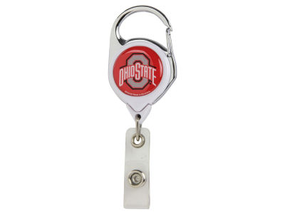 Ohio State Buckeyes Premium Retractable Badge Holder