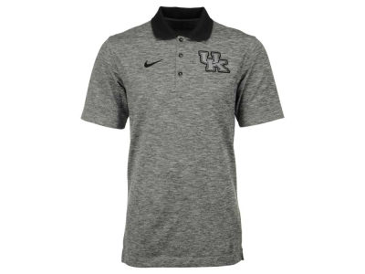 Kentucky Wildcats Nike NCAA Men's Gridiron Grey Polo