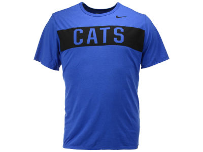 Kentucky Wildcats Nike NCAA Men's Tri Confidence Short Sleeve T-Shirt