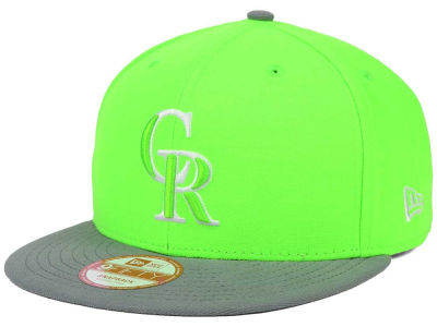 Colorado Rockies New Era MLB The Queens 9FIFTY Snapback Cap