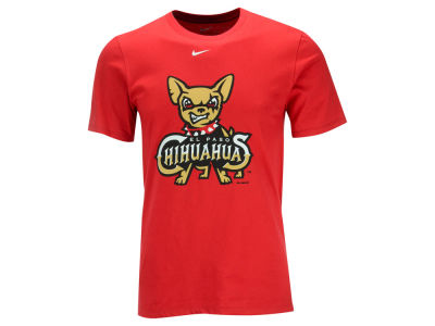 EL Paso Chihuahuas LTS MiLB All Purpose Wordmark T-Shirt