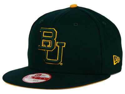 Baylor Bears New Era NCAA Core 9FIFTY Snapback Cap