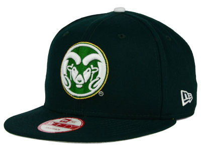 Colorado State Rams New Era NCAA Core 9FIFTY Snapback Cap