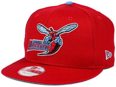 Delaware State Hornets New Era NCAA Core 9FIFTY Snapback Cap