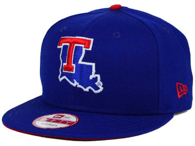 Louisiana Tech Bulldogs New Era NCAA Core 9FIFTY Snapback Cap