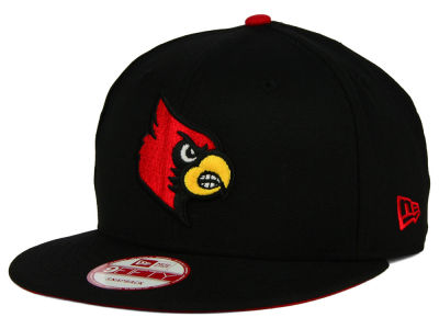 Louisville Cardinals New Era NCAA Core 9FIFTY Snapback Cap