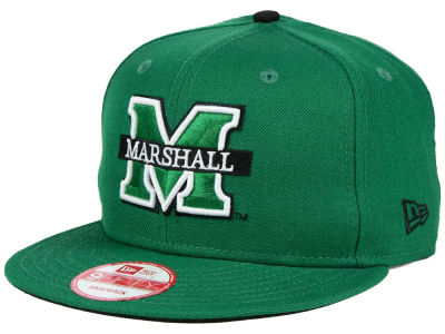 Marshall Thundering Herd New Era NCAA Core 9FIFTY Snapback Cap