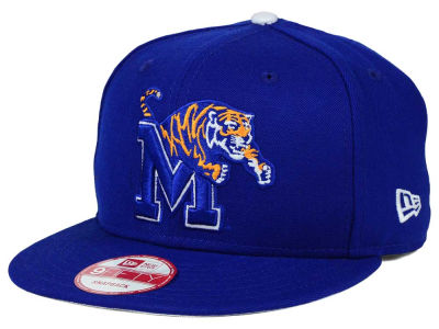 Memphis Tigers New Era NCAA Core 9FIFTY Snapback Cap