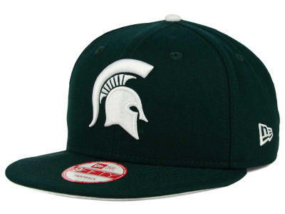 Michigan State Spartans New Era NCAA Core 9FIFTY Snapback Cap
