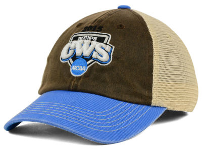 Top of the World NCAA College World Series Trailway Cap