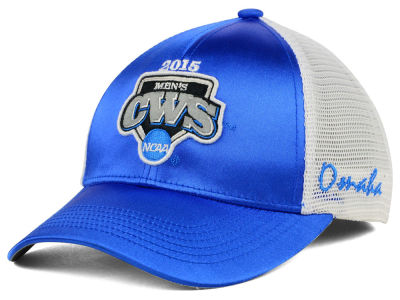Top of the World NCAA College World Series Womens Satina Cap