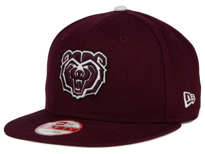 Missouri State Bears New Era NCAA Core 9FIFTY Snapback Cap