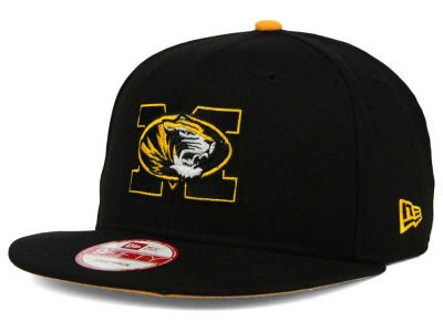 Missouri Tigers New Era NCAA Core 9FIFTY Snapback Cap