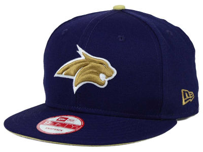 Montana State Bobcats New Era NCAA Core 9FIFTY Snapback Cap