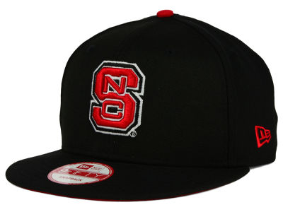 North Carolina State Wolfpack New Era NCAA Core 9FIFTY Snapback Cap