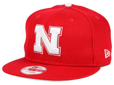 Nebraska Cornhuskers New Era NCAA Core 9FIFTY Snapback Cap