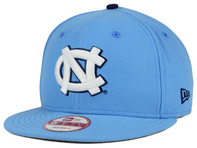North Carolina Tar Heels New Era NCAA Core 9FIFTY Snapback Cap