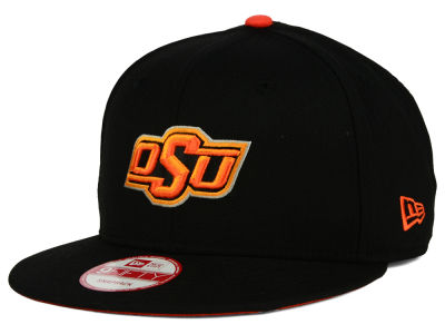 Oklahoma State Cowboys New Era NCAA Core 9FIFTY Snapback Cap