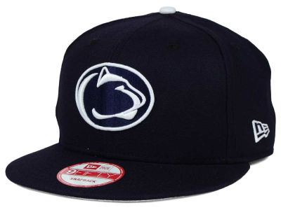 Penn State Nittany Lions New Era NCAA Core 9FIFTY Snapback Cap