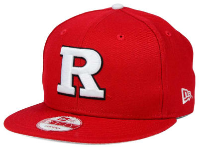 Rutgers Scarlet Knights New Era NCAA Core 9FIFTY Snapback Cap