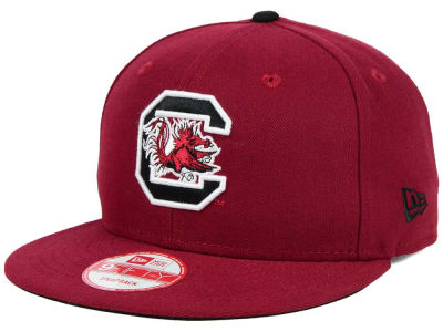 South Carolina Gamecocks New Era NCAA Core 9FIFTY Snapback Cap