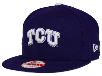 Texas Christian Horned Frogs New Era NCAA Core 9FIFTY Snapback Cap