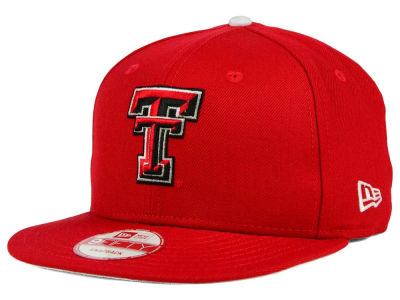 Texas Tech Red Raiders New Era NCAA Core 9FIFTY Snapback Cap