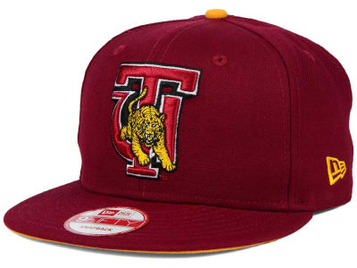 Tuskegee Golden Tigers New Era NCAA Core 9FIFTY Snapback Cap