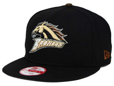 Western Michigan Broncos New Era NCAA Core 9FIFTY Snapback Cap