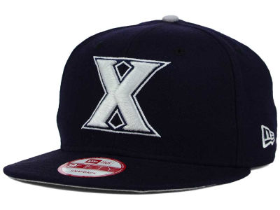 Xavier Musketeers New Era NCAA Core 9FIFTY Snapback Cap