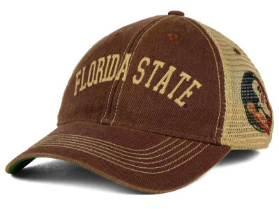 Florida State Seminoles NCAA Wordmark Mesh Hat