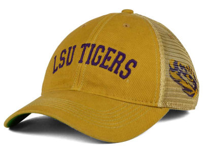LSU Tigers NCAA Wordmark Mesh Hat
