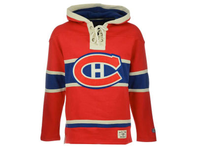 Montreal Canadiens NHL Men's Home Lacer Hoodie