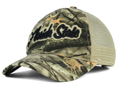 Florida State Seminoles NCAA Lost Camo Script Trucker Hat