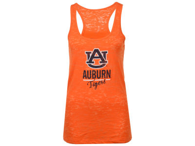 Auburn Tigers Blue 84 NCAA Women's Racerback Burnout Tank