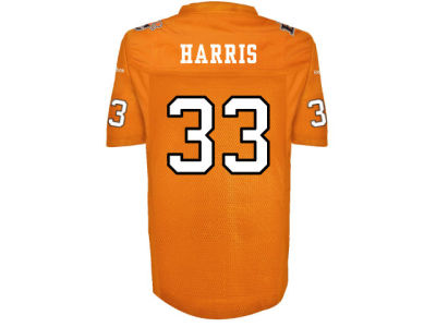 BC Lions Andrew Harris Reebok CFL Men's Player Jersey