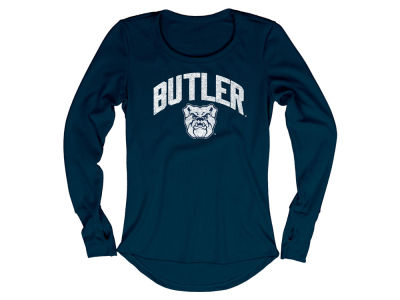 Butler Bulldogs Blue 84 NCAA Women's Long Sleeve Thermal T-Shirt