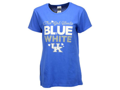 Kentucky Wildcats NCAA 2 for $25  NCAA Women's Bleeds Color T-Shirt