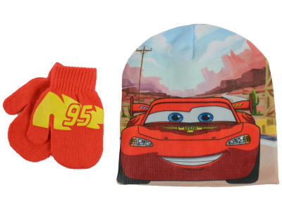 Disney Toddler Sublimated Beanie Knit