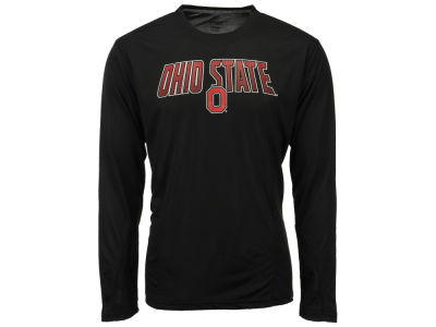 Ohio State Buckeyes NCAA Men's Poly Long Sleeve T-Shirt