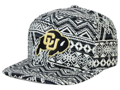 Colorado Buffaloes Top of the World NCAA Montezuma Snapback Cap