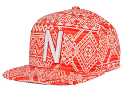 Nebraska Cornhuskers Top of the World NCAA Montezuma Snapback Cap