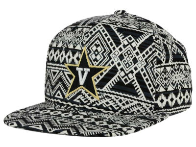 Vanderbilt Commodores Top of the World NCAA Montezuma Snapback Cap